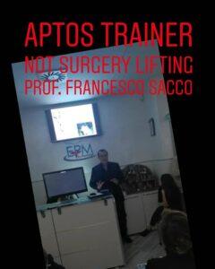 Fili di Sospensione lifritng non Chirurgico Prof.Francesco SACCO Salerno